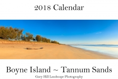 2018 A4 Calendar
