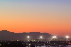 Mt Larcom Twilight