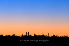 Smelter Skyline