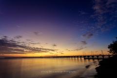Pier Dawn