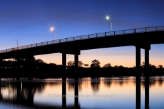 Bridge At Dusk