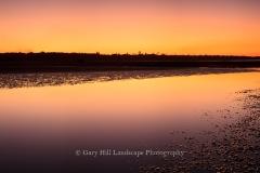 Canoe Point Sunset