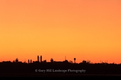 Smelter Sunset