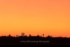 Smelter Sunset